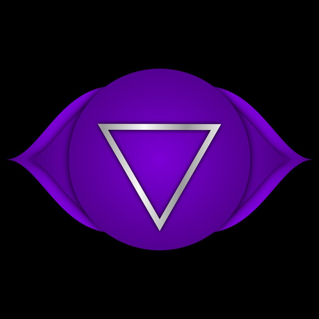 Peaceful Zen Warrior-third-eye