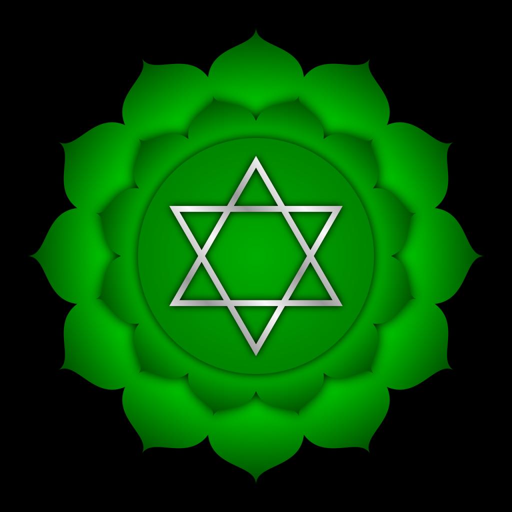 Peaceful Zen Warrior-heart