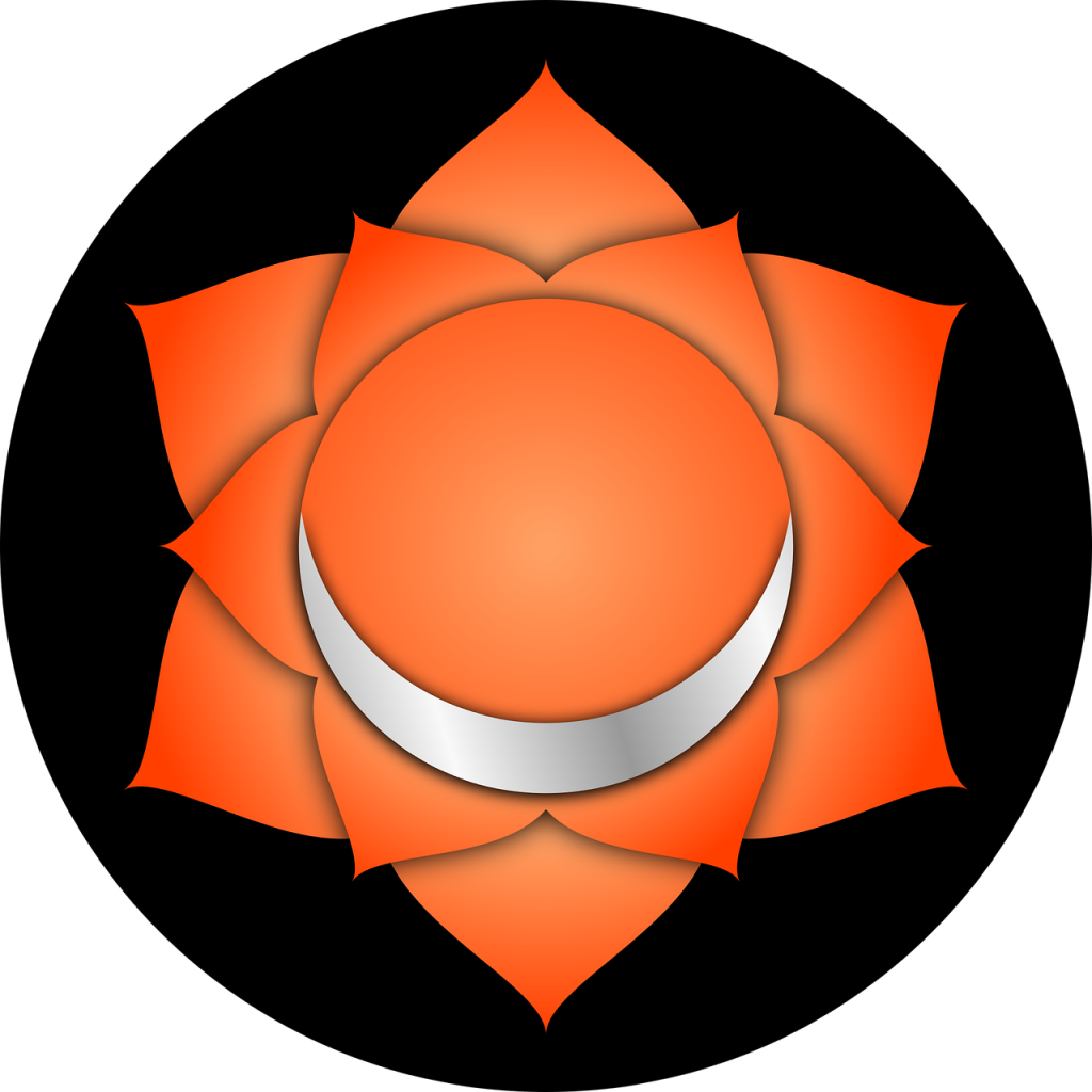 Peaceful Zen Warrior-sacral